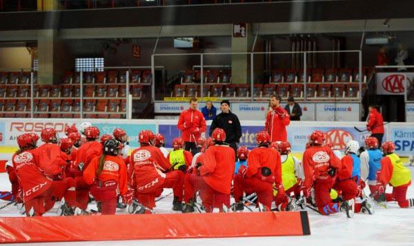 Alexei Terschenko motivates kids